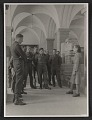 View Edith Standen conducting a tour for U.S. guards digital asset number 0