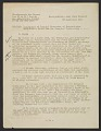 View Transcript of Hitler's orders to the Rosenberg Taskforce to seize cultural goods of value, translated from German to English digital asset: verso