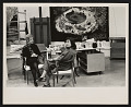 View Photograph of May Tabak Rosenberg and June Wayne in Wayne's studio in Los Angeles digital asset number 0