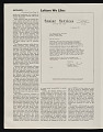 View Dwight Button letter to Helen Frankenthaler with Fourth National Bank and Trust Company newsletter digital asset number 2