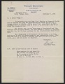 View Grant Wood letter to Edward B. Rowan digital asset number 1