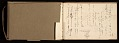 View Lewis Rubenstein's sketchbook documenting a hunger march to Washington, D.C. digital asset number 3