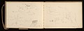 View Lewis Rubenstein's sketchbook documenting a hunger march to Washington, D.C. digital asset number 4