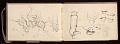 View Lewis Rubenstein's sketchbook documenting a hunger march to Washington, D.C. digital asset number 5