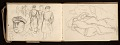 View Lewis Rubenstein's sketchbook documenting a hunger march to Washington, D.C. digital asset number 11