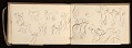 View Lewis Rubenstein's sketchbook documenting a hunger march to Washington, D.C. digital asset number 22