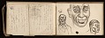 View Lewis Rubenstein's sketchbook documenting a hunger march to Washington, D.C. digital asset number 26