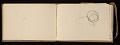 View Lewis Rubenstein's sketchbook documenting a hunger march to Washington, D.C. digital asset number 27