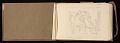 View Lewis Rubenstein's sketchbook documenting a hunger march to Washington, D.C. digital asset number 34