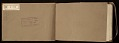 View Lewis Rubenstein's sketchbook documenting a hunger march to Washington, D.C. digital asset number 35