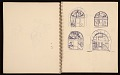 View Sketchbook: Sketches around Cambridge and Boston digital asset number 54