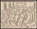View Lewis W. Rubenstein sketchbook of hunger walk to Washington digital asset number 23