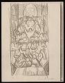 View Lewis W. Rubenstein sketchbook of hunger walk to Washington digital asset number 26