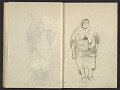View Sketchbook digital asset: pages 16