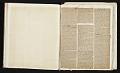 View Scrapbook regarding Centennial Celebration of George Washington's Inauguration digital asset: sketchbook page 7
