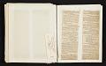 View Scrapbook regarding Centennial Celebration of George Washington's Inauguration digital asset: sketchbook page 41