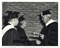View Aline Saarinen receiving an honorary degree from the University of Michigan digital asset number 0
