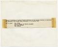 View Eero Saarinen at exhibition digital asset: verso