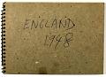 View England 1948 digital asset: cover back