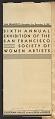 View San Francisco Women Artists records, 1925-1999 digital asset number 0