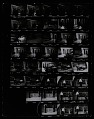 View Contact sheet with images of Joseph Beuys digital asset number 0