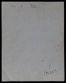 View Contact sheet with images of Joseph Beuys digital asset: verso
