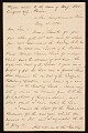 View F. W. (Fitzwilliam) Sargent, Nice, France letter to Thomas Sargent digital asset number 0