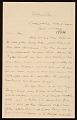 View F. W. (Fitzwilliam) Sargent, Cadenabbia, Italy letter to Thomas Sargent digital asset number 0
