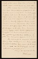 View F. W. (Fitzwilliam) Sargent, Cadenabbia, Italy letter to Thomas Sargent digital asset number 2