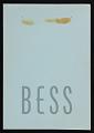 View Exhibition catalog for <em>Bess</em> exhibition at André Emmerich Gallery digital asset number 0