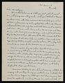 View Forrest Bess letter to Meyer Schapiro digital asset number 0