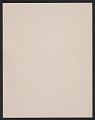 View Rudolph Schaeffer Christmas card to unidentified recipient digital asset: verso