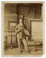 View Walter E. Schofield in a studio digital asset number 0