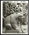 View Paul Manship with his sculpture <em>Black Bear</em> digital asset number 0