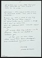 View Walter De Maria letter to Robert Scull digital asset number 2