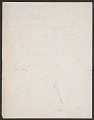 View Michael Heizer, New York, N.Y. letter to Robert C. Scull digital asset: verso