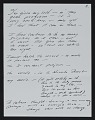 View Walter De Maria letter to Robert C. Scull digital asset number 2