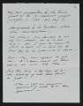 View Walter De Maria letter to Robert C. Scull digital asset number 5