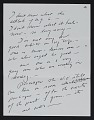 View Walter De Maria letter to Robert C. Scull digital asset number 10