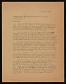 View William Chapin Seitz letter to the United States Educational Committee for France digital asset number 0