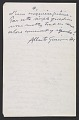 View Alberto Giacometti letter to Peter Selz digital asset number 2