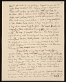 View Honoré Sharrer, New York, N.Y. letter to Honoré Sachs digital asset number 2