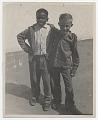 View Children posing for <em>Public School Scene</em> digital asset number 0