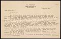 View H. L. Mencken letter to Charles Green Shaw digital asset number 0