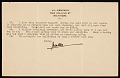 View H. L. Mencken letter to Charles Green Shaw digital asset number 4