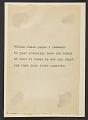 View Charles Green Shaw's <em>Rhymed recipes</em> digital asset number 7