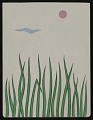 View Scrapbook of illustrations for <em>The Important Book</em> by Margaret Wise Brown digital asset: page