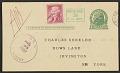 View Ansel Easton Adams postcard to Charles Sheeler digital asset number 3
