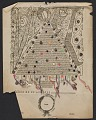 View A Christmas card from Jay DeFeo to Nell Sinton digital asset number 0
