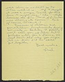 View Richard Diebenkorn letter to Hassel Wendell Smith digital asset number 0